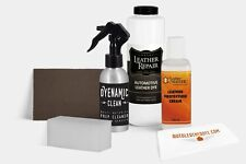 Professional Automotive Lexus Leather and Vinyl Dye Kit - Updated Colors