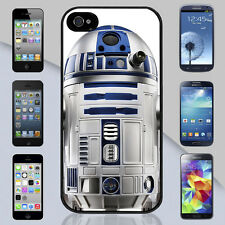 New Star Wars R2D2 Apple iPhone & Samsung Galaxy Case Cover