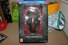 Dishonored 2 Special Limited Premium Collector's Edition PlayStation 4 PS4