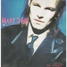 "MARK SHAW Love So Bright 12"" VINYL UK Emi 1990 3 Track Limited Poster Sleeve"
