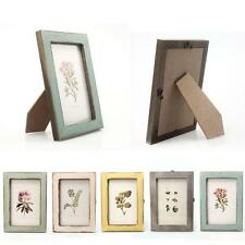 Shabby Chic Vintage/Retro Style Distressed Wooden Picture Frame