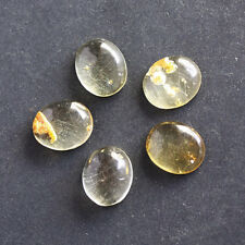 7X5MM Oval Shape, Baltic Amber Calibrated Cabochons AG-214