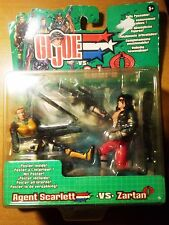 GIJOE VS COBRA 2002 HASBRO LOT OF CHARACTERS!! UNUSED-CHECK IT OUT !