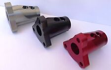 "19mm I.D. (3/4"") Column . Racing Kart Steering Wheel Mount Hub . 10 Degree Angle"