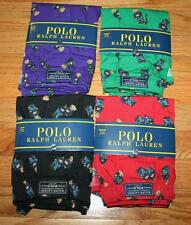 NWT Mens Polo BEAR Ralph Lauren Boxers Boxer Shorts Underwear American Flag *T5