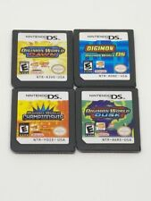 Digimon World Dusk/Dawn/ChampionShip Game Card For DS NDS DSI 3DS US Version