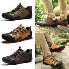 Mens Sneakers Walking Treking Trail Sport Outdoor Waterproof Climb Hiking Shoes