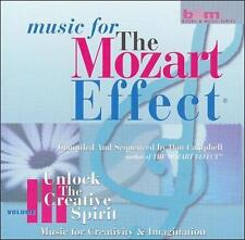 Music for the Mozart Effect, Vol. 3: Unlock the Creative Spirit CD 1997