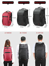 Backpack Laptop External Usb Bag Charge 15 6 Notebook Computer Travel Anti Theft