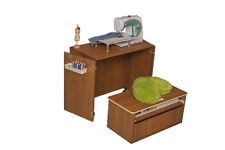 Sewing Machine Cabinet Table Desk Comfort NEXT