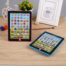1pc Tablet Pad Computer For Kid Children Learning English Educational Teach Toy