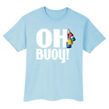 Funny Oh Buoy! T-Shirt - All Ashore Boating Apparel