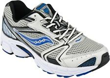 SAUCONY Baby Cohesion 5 LTT Boys Sz 7 M (toddler) Leather Running Shoes, $50