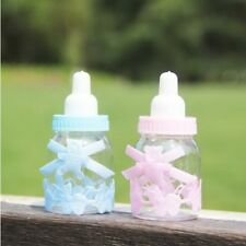 Baby Shower Bottle Favours Gender Reveal Teddy Bear Favour Box