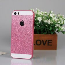 Luxury Glitter Diamond Bling Sparkle Crystal Hard Phone Case Cover For iPhone
