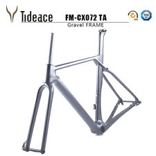 T800 Carbon Fiber Gravel Frames FM-CX072 Cyclocorss Bicycle Frame Carbon Frame
