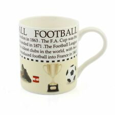Football Mug by Leonardo Collection: with Gift Box birthday gift fathers day
