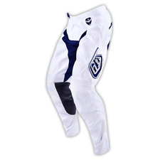 TROY LEE DESIGNS TLD GP AIR PANT STARBURST WHITE NAVY YOUTH KIDS MX MOTOCROSS