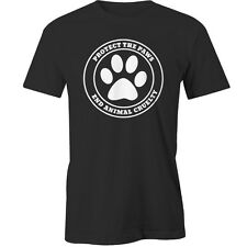 Protect The Paws - end animal cruelty T-Shirt dogs