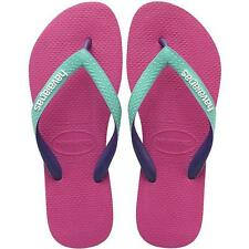 Havaianas Top Mix Kids Raspberry Rose Rubber Infant Flip Flops Sandals