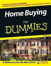 Home Buying For Dummies, 3rd edition Eric Tyson, Ray  Brown Paperback