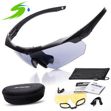 Tactical Shooting Glasses Military Goggles TR90 Bullet-Proof Army Sunglasses Kit
