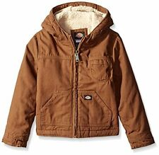 Dickies Boys' Sherpa Lined Duck Jacket - Choose SZ/Color