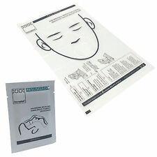 Steroplast Foil Packed Emergency Disposable First Aid Resuscitation Face Shield