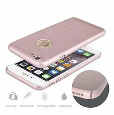 Ultra Thin Slim Matte Hard Back Case Cover For Apple iPhone 7 6 6S Plus 5 5S SE