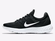 Nike LUNAR SKYELUX MEN'S RUNNING SHOES,BLACK/ANTHRACITE/WHITE-US 10.5,11 Or 11.5