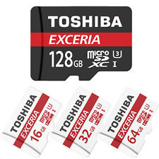 TOSHIBA Memory Card Micro SD Card TF Flash Card 32GB 64GB U3 Class10 90MB/S