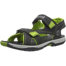 Timberland Mad River Grey Synthetic Junior Sandals