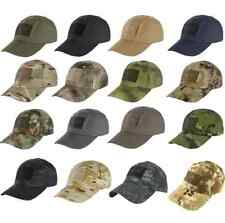 Condor TC Tactical Cap Baseball Hat with Hook and Loop Fastener for Patch