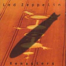 Led Zeppelin Remasters CD Atlantic Records Best Of Greatest Hits Highlights