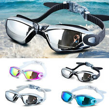 Professional Goggles Swimming Anti Fog Glasses Adult Uv Swim Waterproof Protect