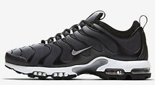 Nike AIR MAX PLUS TN ULTRA MENS SHOES,BLACK/GREY/WHITE/SILVER-US 9,9.5,10 Or10.5