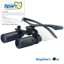 5X 6X 8X Dental Medical Surgical Binocular Loupes with Adjustable Pupil Distance