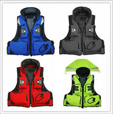 Adult Fishing Foam Buoyancy Aid Kayak Sailing Life Jackets Vests Free Shipping