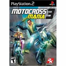 Motocross Mania 3 PS2 Playstation 2 Complete CIB Tested