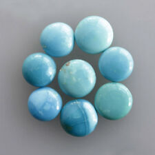Sleeping Beauty Arizona Turquoise 17MM Round Shape, Calibrated Cabochons AG-211A