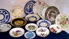 COLLECTORS PLATES - BONE CHINA & OTHERS  click SELECT to browse or order