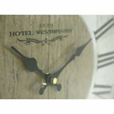 Aspire Home Accents Westminster Pocket Watch Wall Clock