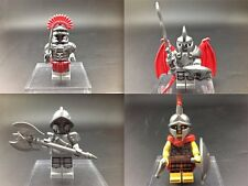 Choose from 20 set Armor ,Helmet ,weapon ,accessory for Lego Minifigure Soldier