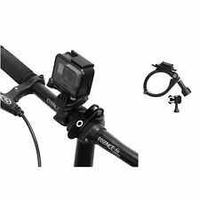 360° Bicycle Bike Handlebar Seatpost Pole Mount for GoPro HERO Action Camera S/L