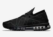 New NIKE AIR MAX FLAIR 942236-002 Running Shoes Uptempo Black Anthracite c1