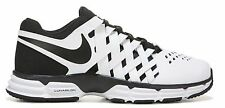 New NIKE MENS LUNAR FINGERTRAP TR TRAINING SHOES White Black Finger Trap