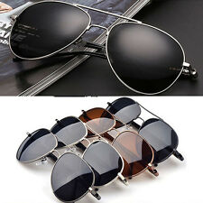 Mens Polarized Sunglasses Driving Aviator Outdoor Sport Eyewear Glasses Shades