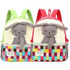 Toddler Kids Child Boy Girl Cartoon Backpack Shoulder Bag Rucksack School bag