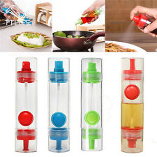 Oil Sprayer Olive Bottle Vinegar Plastic Cooking Kitchen Mist Tool Spray Pastry
