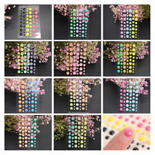 Resin Dot DIY Crafts Decoration Puffy Small Sticko Stickers 1Pcs Scrapbooking